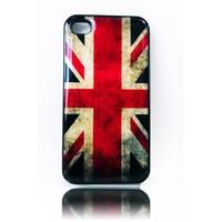 Köstebek England İphone 4 - 4S Telefon Kılıfı