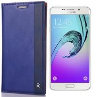 Coverzone Samsung Galaxy A5 Kılıf 2016 A510 Milano Kapaklı Deri