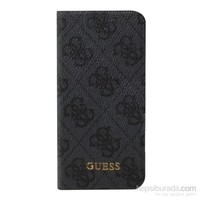 Guess Ultra Slım Folıo Case 4G Grey For iPhone 4