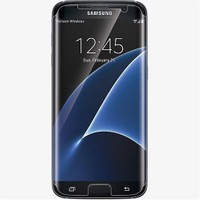 Lopard Samsung Galaxy S7 Edge Şeffaf Nano Glass 0.2Mm Ekran Koruyucu Film