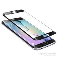 Lopard Samsung Galaxy S7 Edge Siyah 3D Kavisli Temperli Ekran Koruyucu