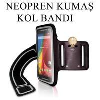 Markacase Kol Bandı Neopren Kumaş Spor Müzik Keyfi Orta Boy