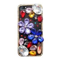 Resonare Apple iPhone 5 - 3D Alaca - Sultanin Hazinesi - Çok Renkli Kapak
