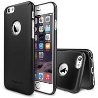 Rearth Apple iPhone 6 Plus Gun Metal Ringke Slim Kılıf