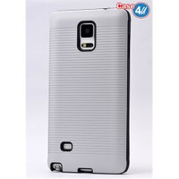 Case 4U Samsung Galaxy Note 5 You Korumalı Kapak Beyaz