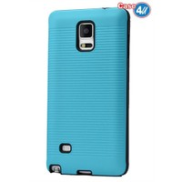 Case 4U Samsung Galaxy Note 5 You Korumalı Kapak Mavi