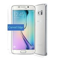 Microsonic Samsung Galaxy S6 Edge+ Plus Ön + Arka Tam Ekran Kaplayıcı Film Kavisler Dahil