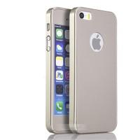 Markaavm Apple iPhone 5 5S Kılıf 360 Derece Koruma