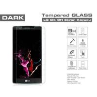 Dark LG G4 Uyumlu 9H (Tempered) Çizilmez Ekran Koruyucu (DK-AC-CPLG452)