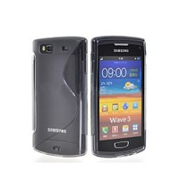 Microsonic S-Line Soft Kılıf - Samsung Galaxy S8600 Wave 3