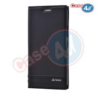 Case 4U Lenovo A7000 Gizli Mıknatıslı Kılıf Siyah