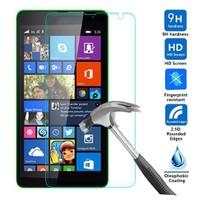 Case 4U Microsoft Lumia 535 Cam Ekran Koruyucu