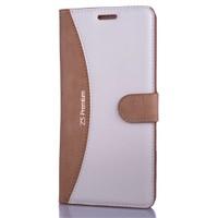 CoverZone Sony Xperia Z5 Premium Kılıf Kart Gözlü Kapaklı