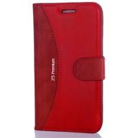 CoverZone Sony Xperia Z5 Premium Kılıf Cüzdan Kapaklı