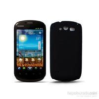 Case 4U Huawei U8850 Vision Siyah Kapak