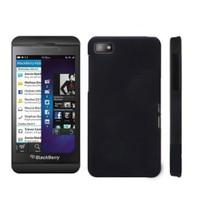 Case 4U Blackberry Z10 Siyah Kapak*