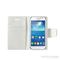 Case 4U Samsung i9060 Galaxy Grand Neo Beyaz Kılıf