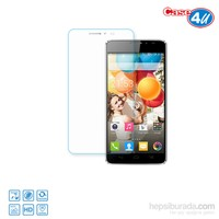Case 4U General Mobile Discovery 2 Cam Glass Ekran Koruyucu