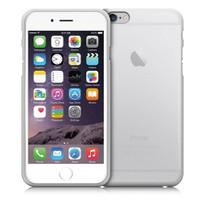 Case 4U Apple İphone 6S Ultra İnce Silikon Kılıf Şeffaf