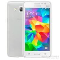 Case 4U Samsung Galaxy Grand Prime Ultra İnce Şeffaf Silikon Kılıf