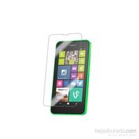 Case 4U Nokia 630 Ultra Şeffaf Ekran Koruyucu (Parmak izi bırakmaz)