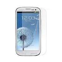 Teleplus Samsung Galaxy S3 Plastik Ve Cam Ekran Koruyucu Karışımı Cam Ekran Koruyucu