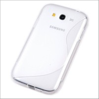 Inovaxis Samsung İ 9082 Galaxygrand İnce Ve Koruyucu Arka Kapak Beyaz