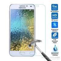 Case 4U Samsung Galaxy E5 Cam Ekran Koruyucu