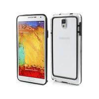 Microsonic Hybrid Transparant Kılıf - Samsung Galaxy Note 3 N9000 Siyah