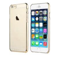TotuDesign Apple iPhone 6 Plus Kılıf Gold Breeze Series