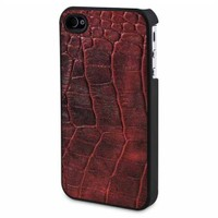 Biggdesign Jacketcase Dragon Red Apple iPhone 4/4S