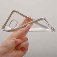 Ally Samsung Galaxy Note 5 Lazer Kaplama Şeffaf Silikon Kılıf