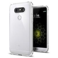 Spigen LG G5 Kılıf Crystal Shell Crystal Clear - A18CS20133