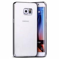KılıfShop Samsung Galaxy S7 Edge Lazer Kılıf Silikon Kılıf
