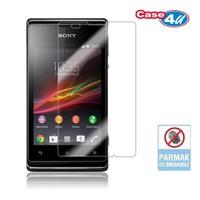Case 4U Sony Xperia E Ekran Koruyucu ( Parmak izi bırakmaz )