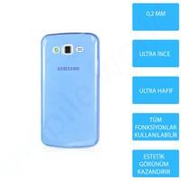 Mobile World Samsung Galaxy Note 4 Edge Silikon + Cam Ekran Koruyucu + Kalem Seti Mavi - 2727