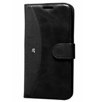 Cep Market Samsung Galaxy J5 Kılıf Standlı Cüzdan (Siyah)