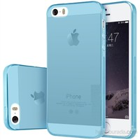 Teleplus İphone Se Silikon Kılıf Mavi