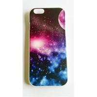 Köstebek Nebula Galaxy İphone 6 Telefon Kılıfı