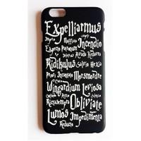 Köstebek Harry Potter - Magic İphone 6 Plus Telefon Kılıfı