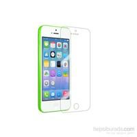 Case 4U Apple iPhone 5c Ekran Koruyucu ( Ultra Şeffaf Parmak izi bırakmaz )