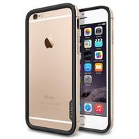 Spigen Apple iPhone 6S/6 Kılıf Neo Hybrid EX Metal Serisi Champagne Gold - 11187