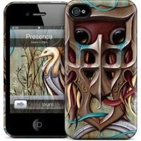Gelaskins Apple iPhone 4 Hardcase Kılıf Presence