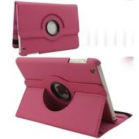 Qapaq İpad Mini 360 Derece Dönebilir Kılıf K.Pembeuz244434003986