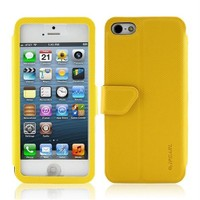 iPearl Apple iPhone 5C Kılıf L-Full View Stand Cover