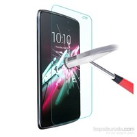 Teleplus Alcatel İdol 3 5.5 İnç Temperli Cam Ekran Koruyucu Cam Ekran Koruyucu
