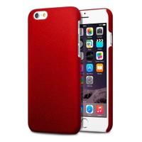 Teleplus İphone 6 Plus Tam Korumalı Silikon Kılıf Kırmızı