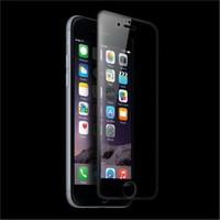 Bestsuit Apple İphone 6/6S Curved 3D Full Fit Ekran Koruyucu-Siyah