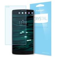 Spigen LG V10 Screen Protector Crystal Ekran Koruyucu - SGP11790