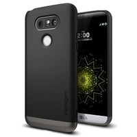 Spigen LG G5 Kılıf Style Armor Black
